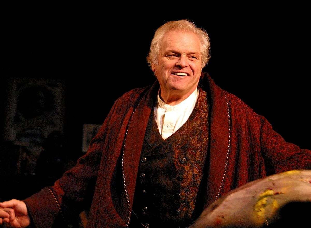 """Brian Dennehy at opening night for """"Long Day's Journey Into Night"""" (Globe / MediaPunch /IPX)"""