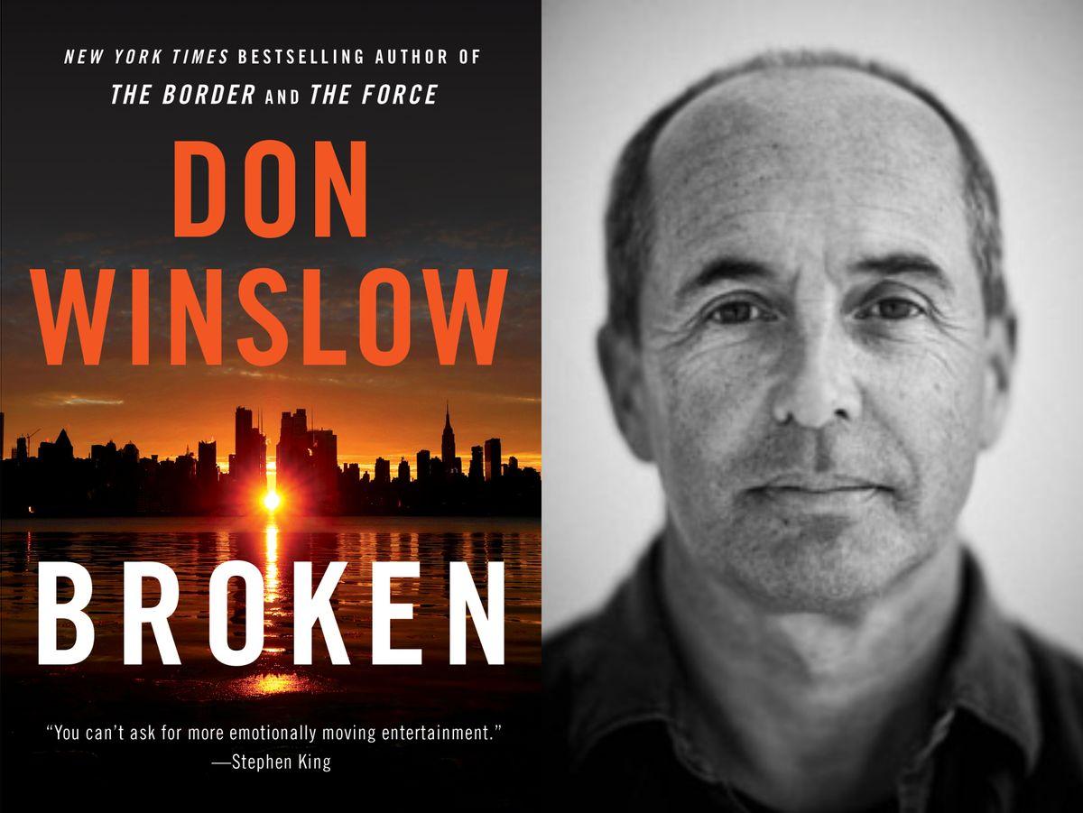"""Broken"" by Don Winslow (William Morrow)"