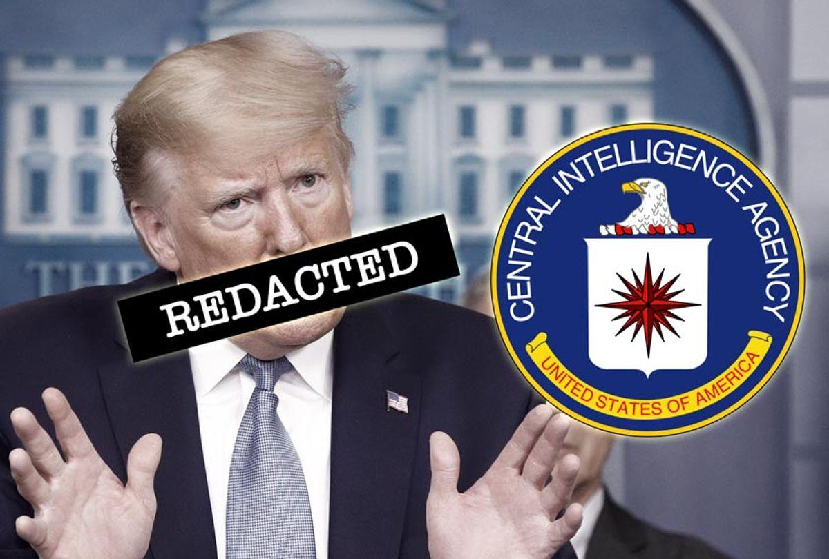 Donald Trump | CIA (AP Photo/US Federal Government/Salon)