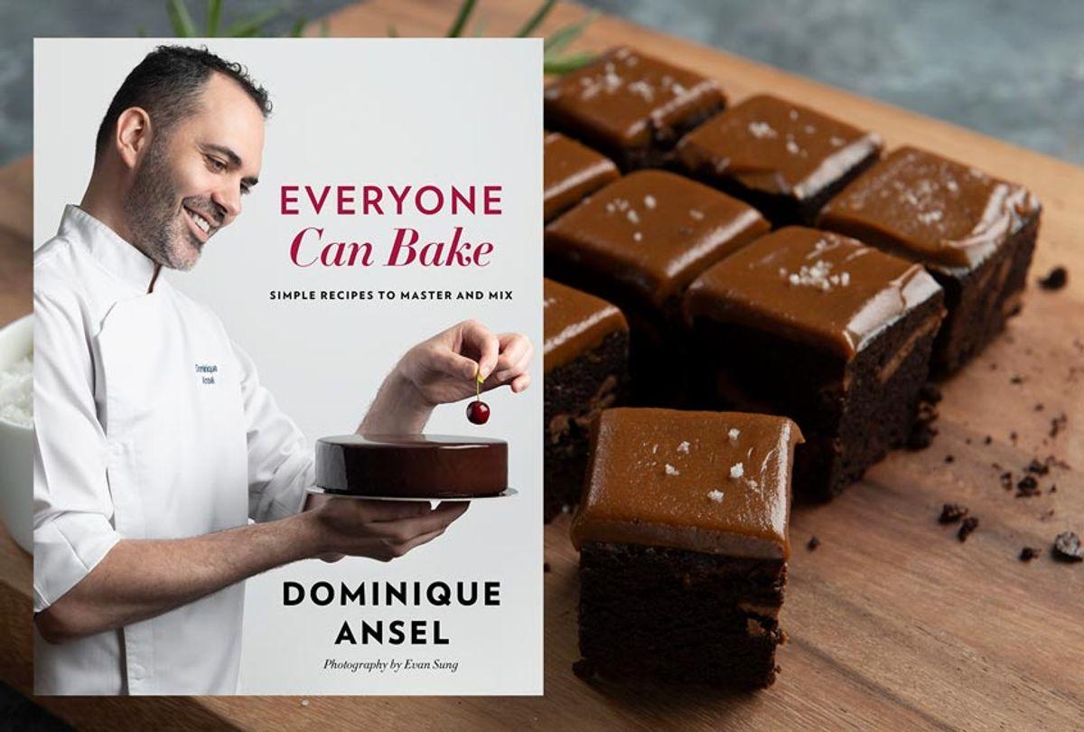 Everyone Can Bake by Dominique Ansel (Simon & Schuster/Evan Sung)