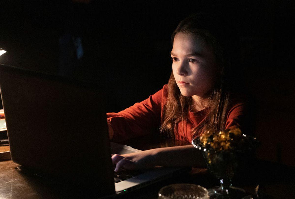"Brooklyn Prince in ""Home Before Dark"" (Apple TV+)"