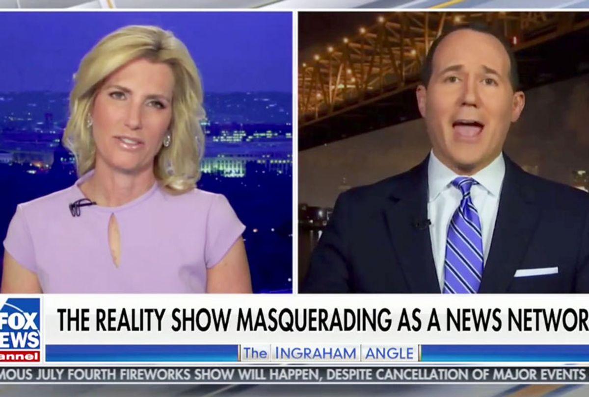 The Ingraham Angle (Fox News)
