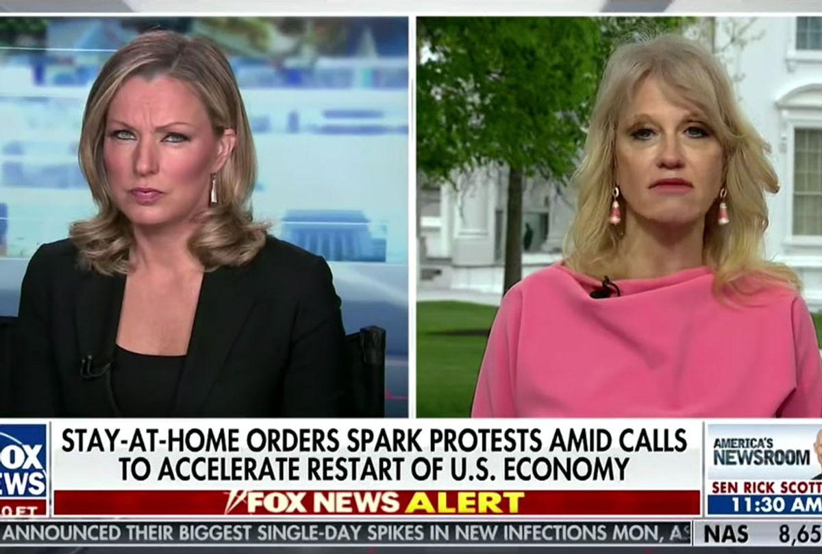 Kellyanne Conway on Fox News Alert (Fox News)