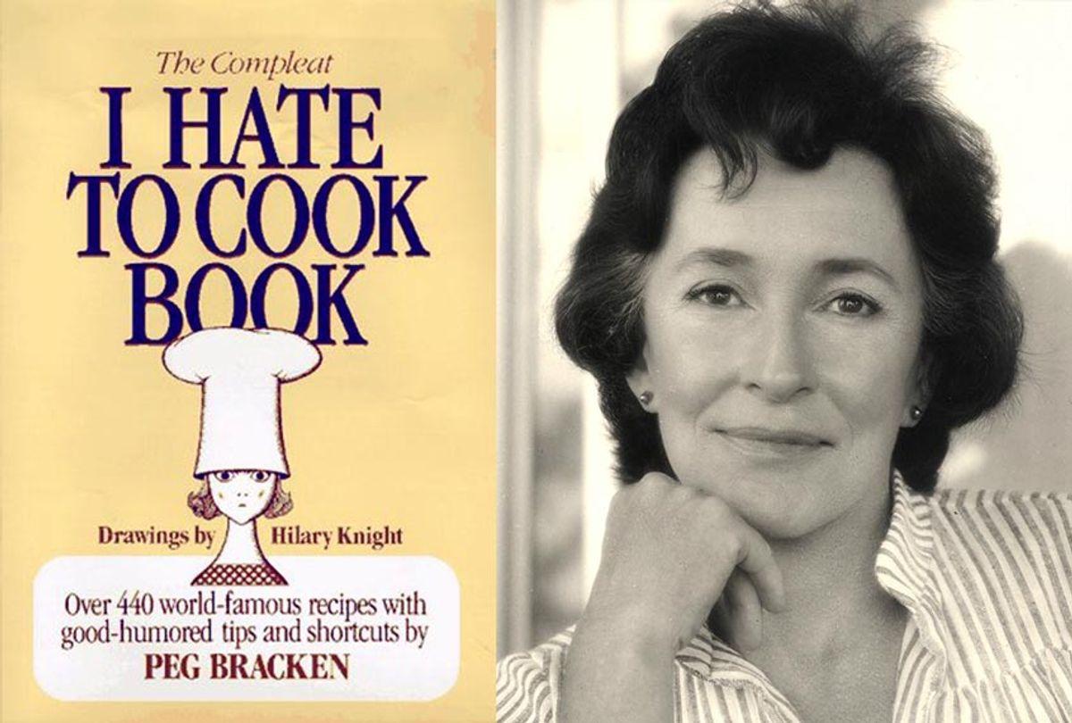 I Hate To Cook Book by Peg Bracken (John Engaland/Galahad Books)