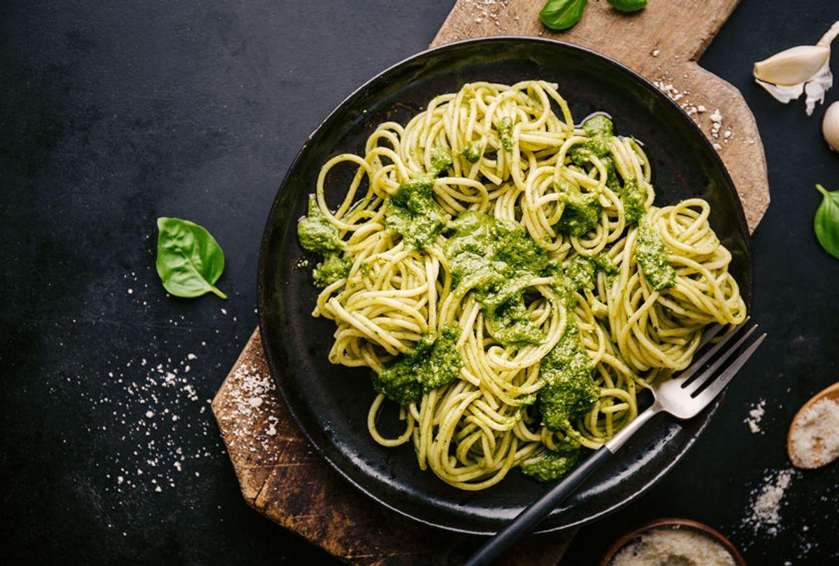 Pesto Pasta (Getty Images)