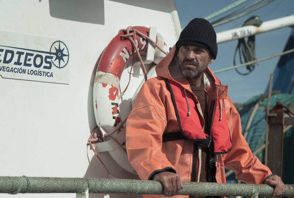 """Dougray Scott in """"Sea Fever"""" (DUST/ Gunpowder & Sky)"""