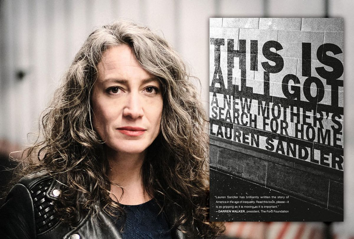 This Is All I Got by Lauren Sandler (Photos provided by publicist/Random House)