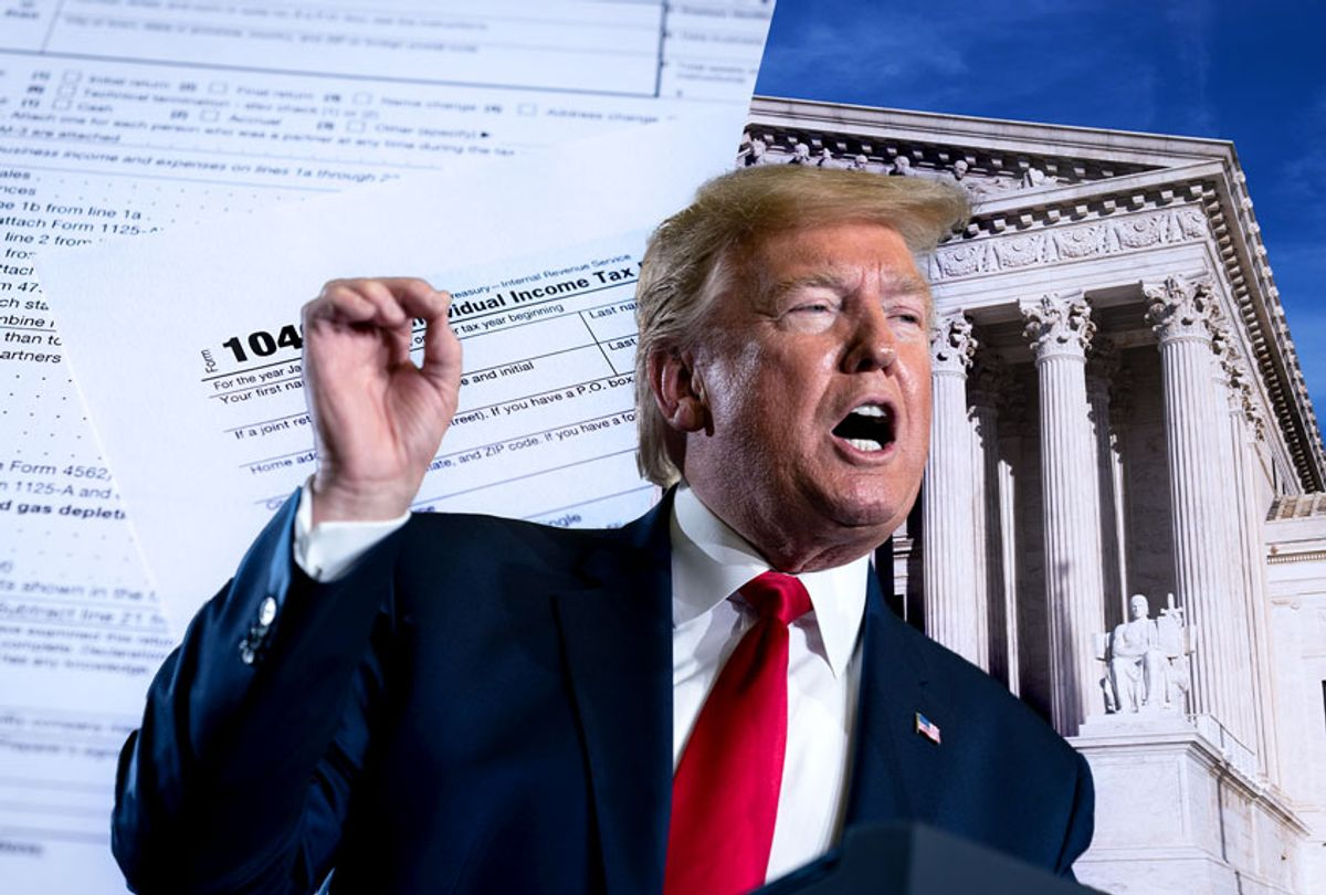 Prosecutor obtains Trump tax records after long court battle