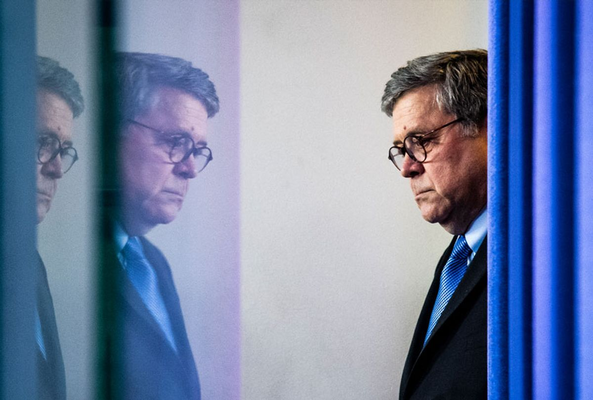 Attorney General William Barr (Getty Images)