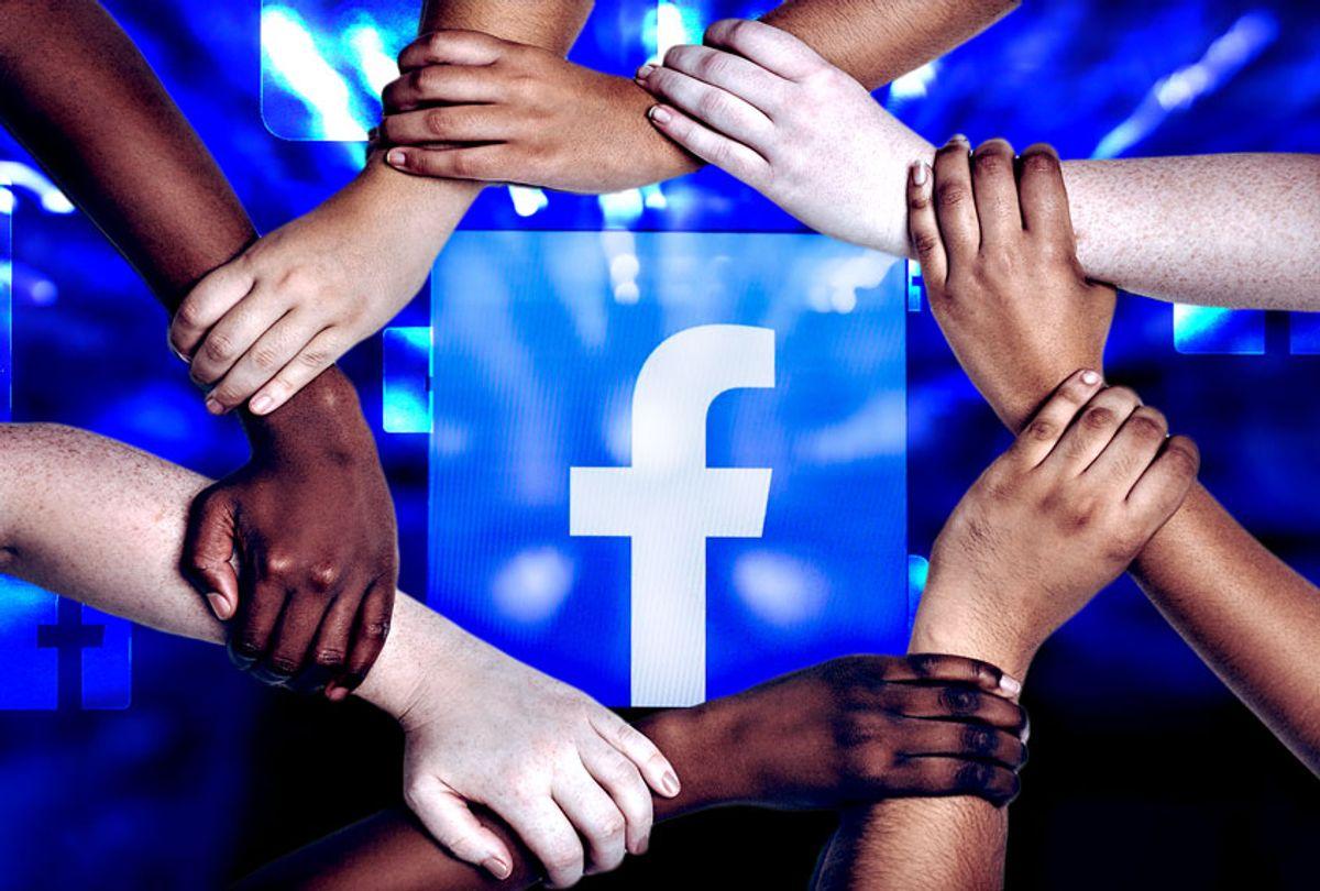 Facebook (Photo illustration by Salon/Getty)
