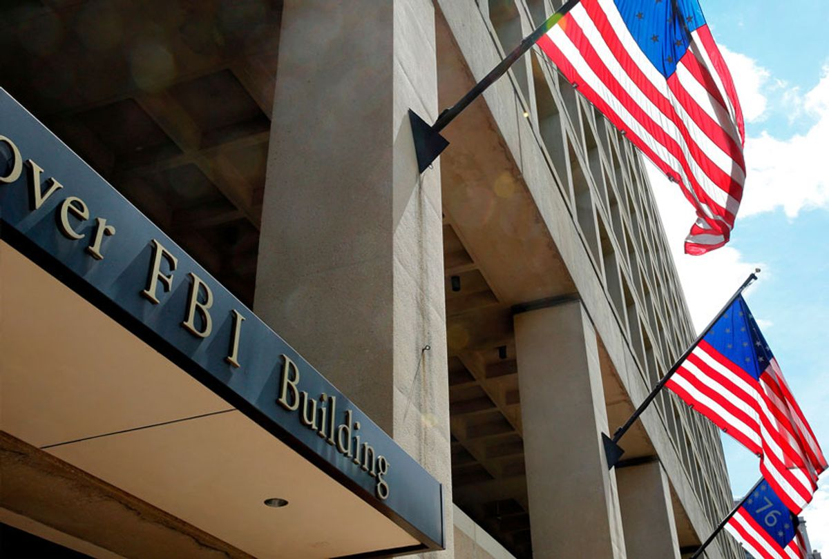 The FBI headquarters building (Getty Images)