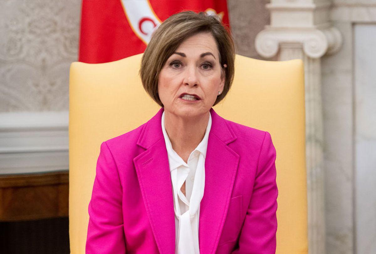 Iowa Governor Kim Reynolds (Getty Images)