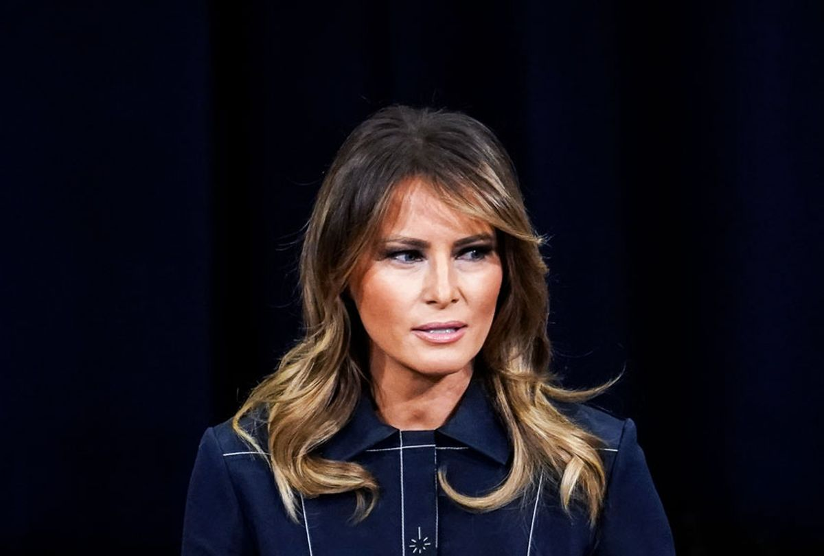 First Lady Melania Trump (Drew Angerer/Getty Images)