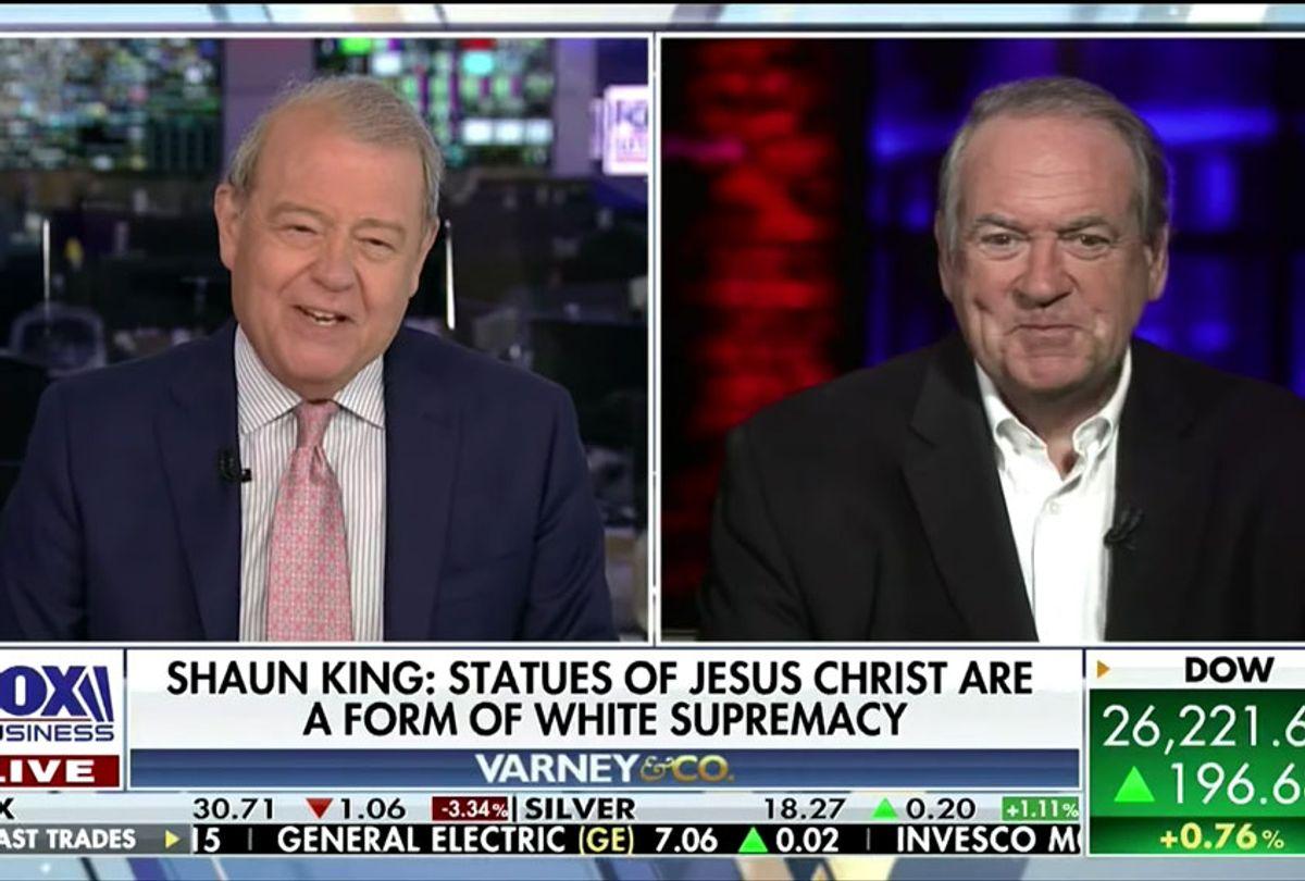 Mike Huckabee on Fox Business (Fox News)