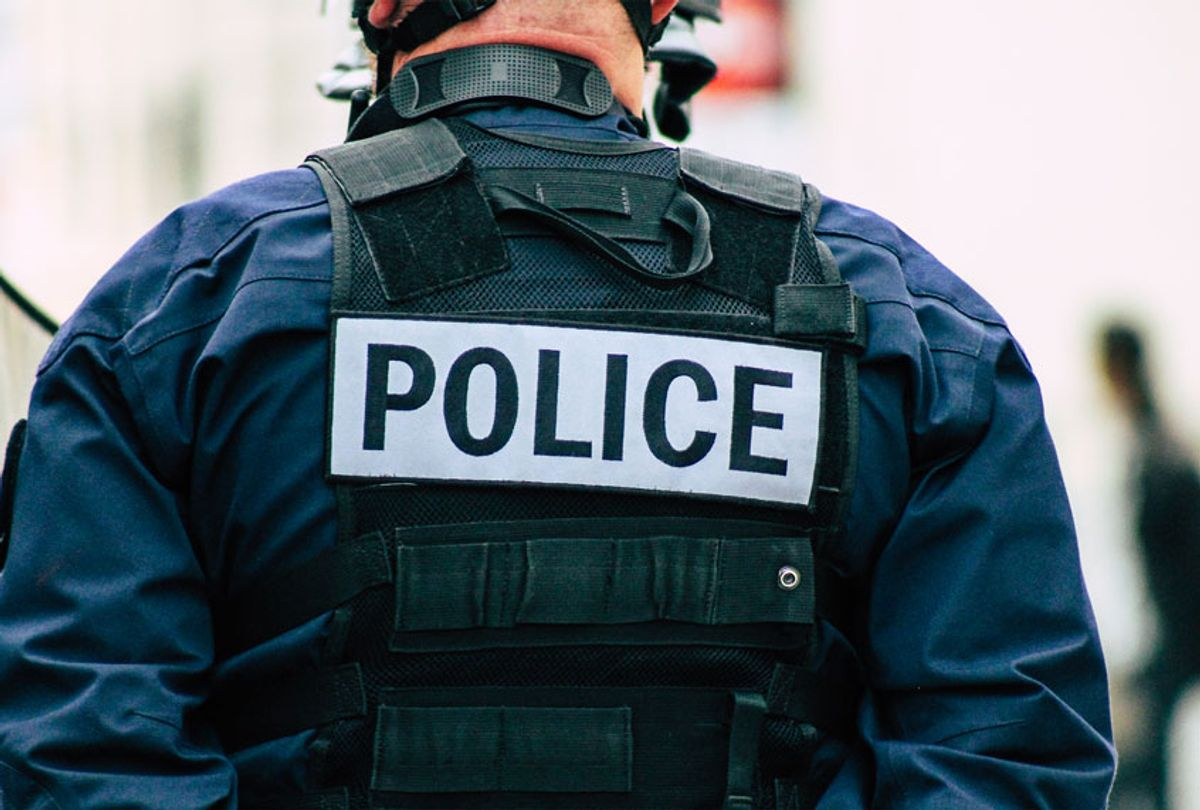 Police Officer (Getty Image)