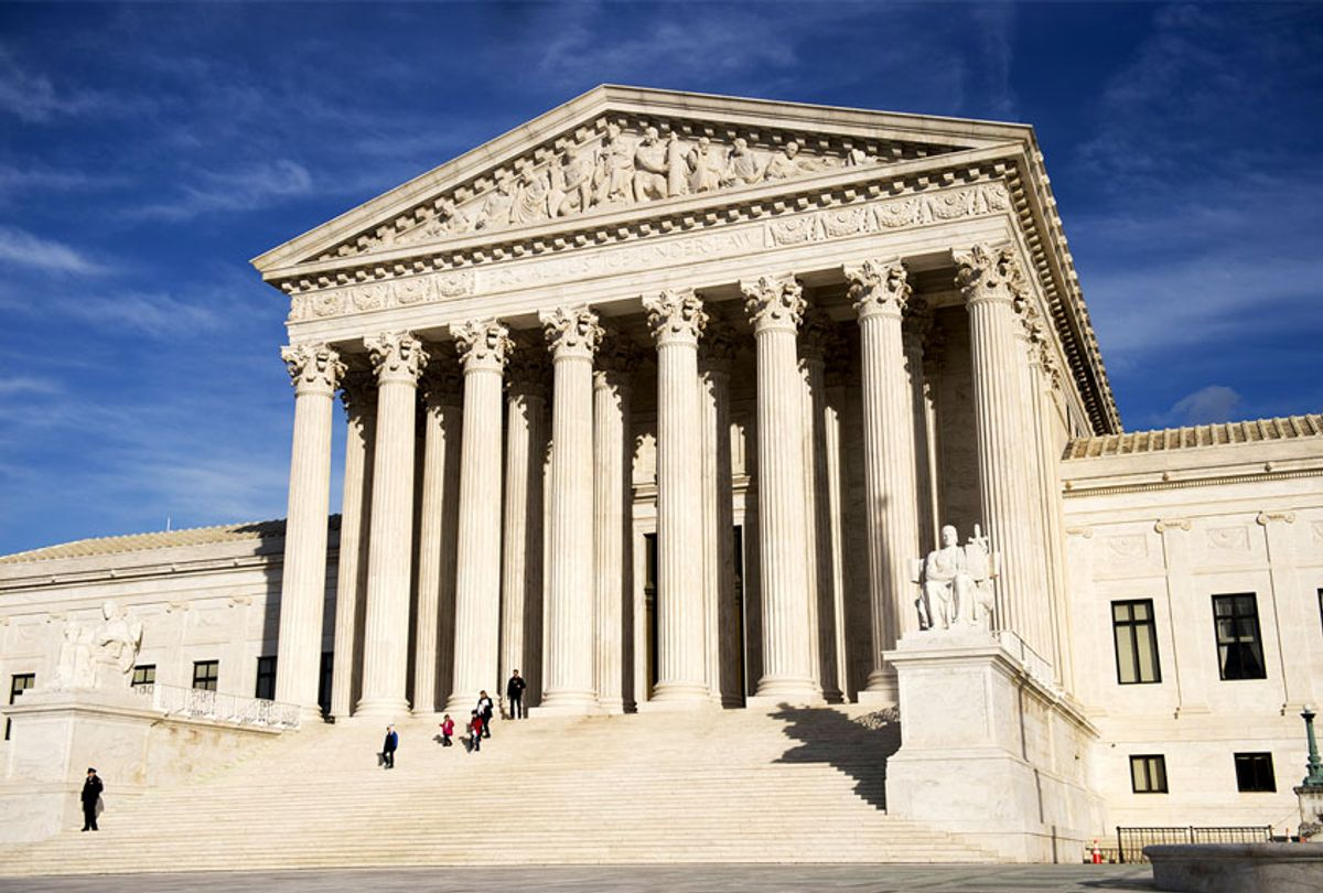 The US Supreme Court (Getty Images)