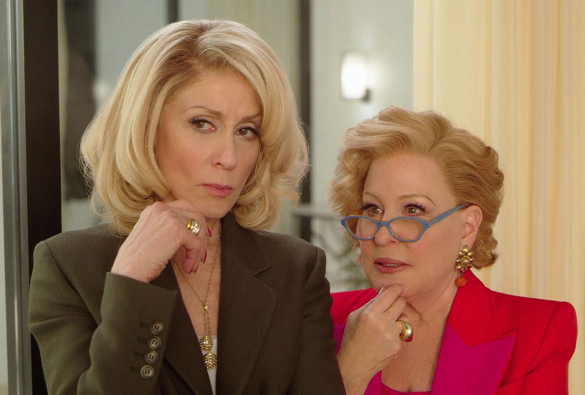 """Judith Light and Bette Midler in """"The Politician"""" (Netflix)"""