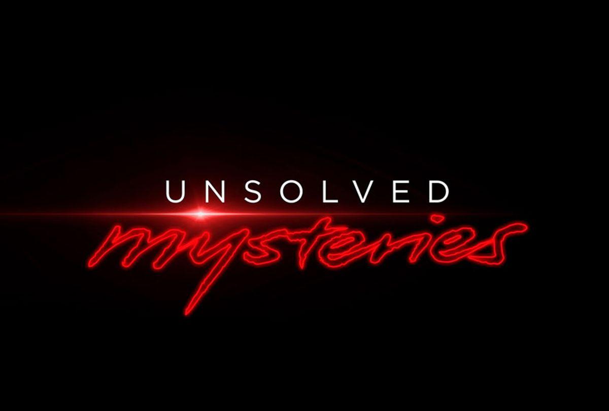 Unsolved Mysteries (Netflix)