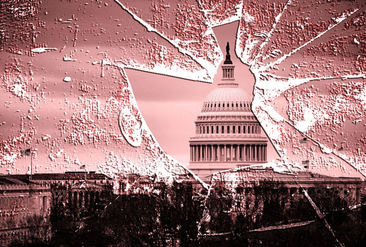 US Capitol Building (Photo illustration by Salon/Getty Images)