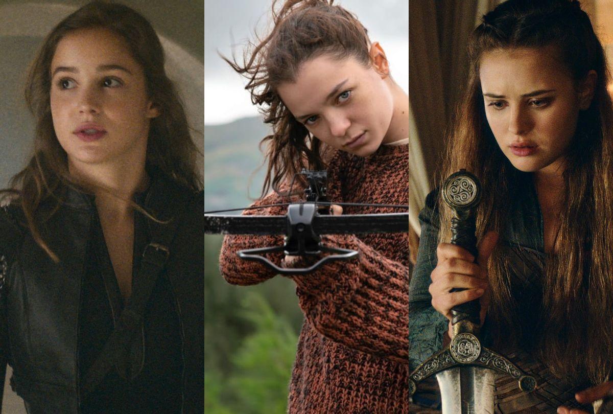 """""""Warrior Nun,"""" """"Hanna"""" and """"Cursed"""" (Netflix/Amazon)"""