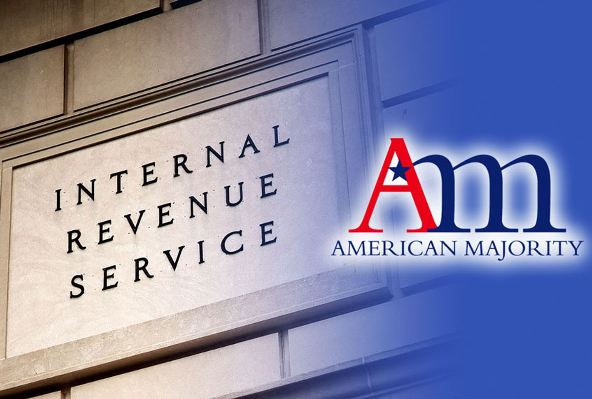 IRS | American Majority (Getty Images/WikiCommons/Salon)