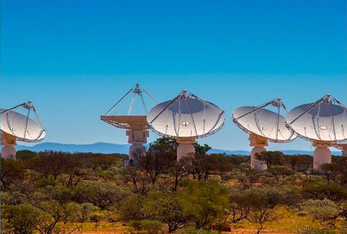 The Australian Square Kilometre Array (ESO/CSIRO)