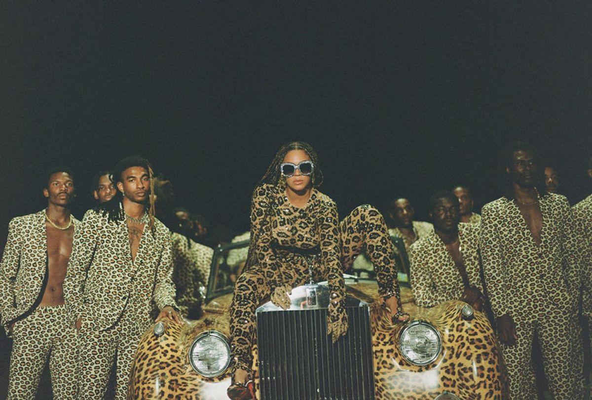 "Beyonce in ""Black Is King"" (Travis Matthews/Disney+)"