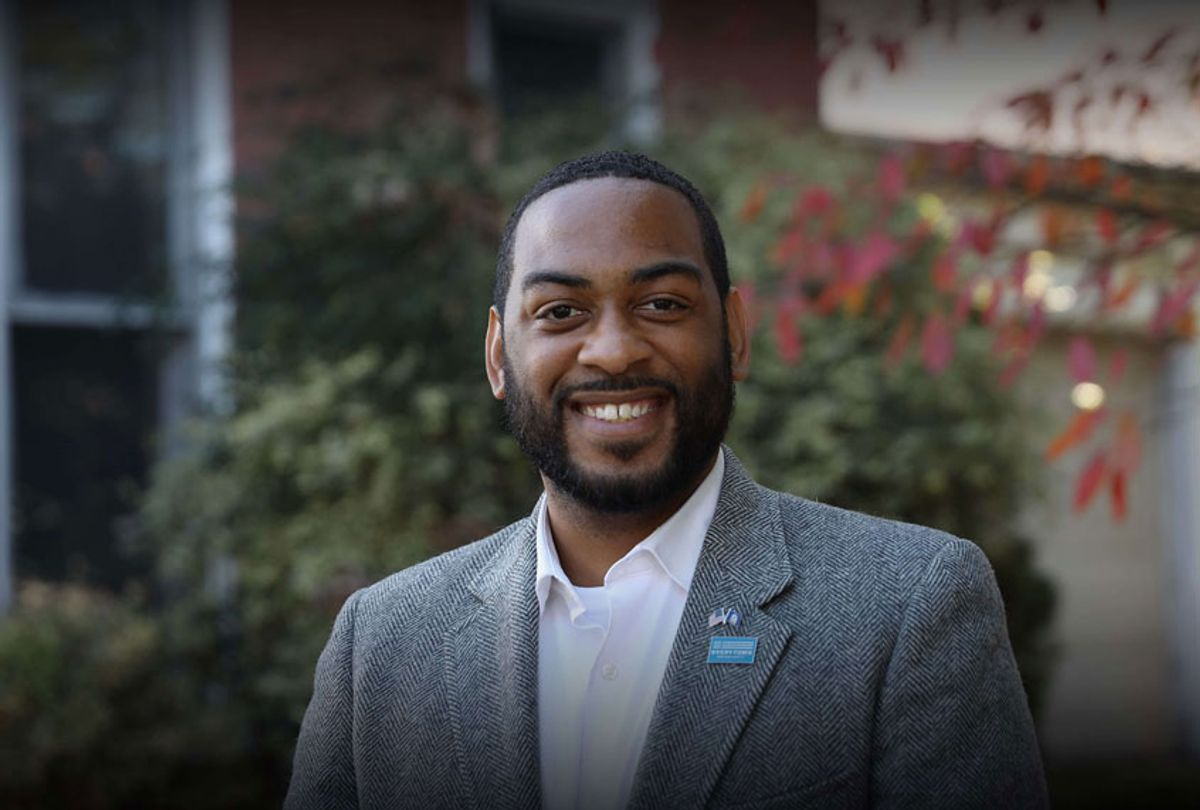 Charles Booker (Charles Booker Official Campaign/bookerforkentucky.com)