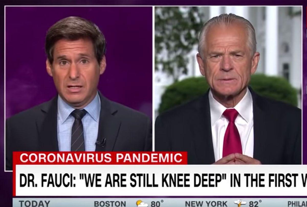 Peter Navaro (CNN)