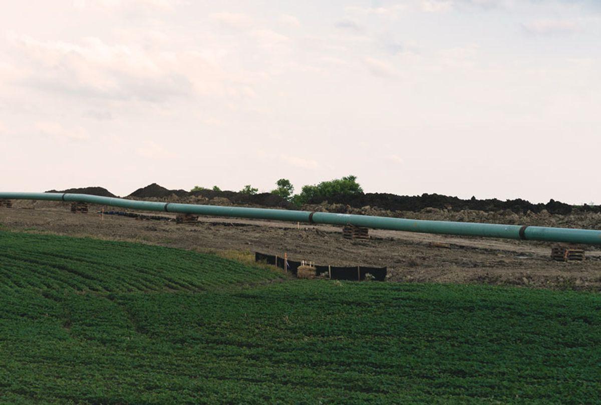 Dakota Access Pipeline (Getty Images)