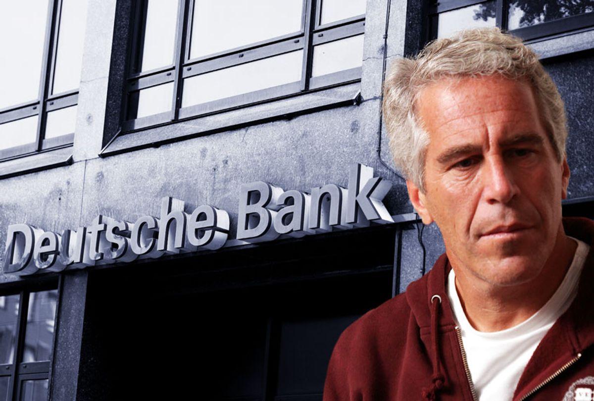 Deutsche Bank | Jeffrey Epstein (Getty Images/Salon)