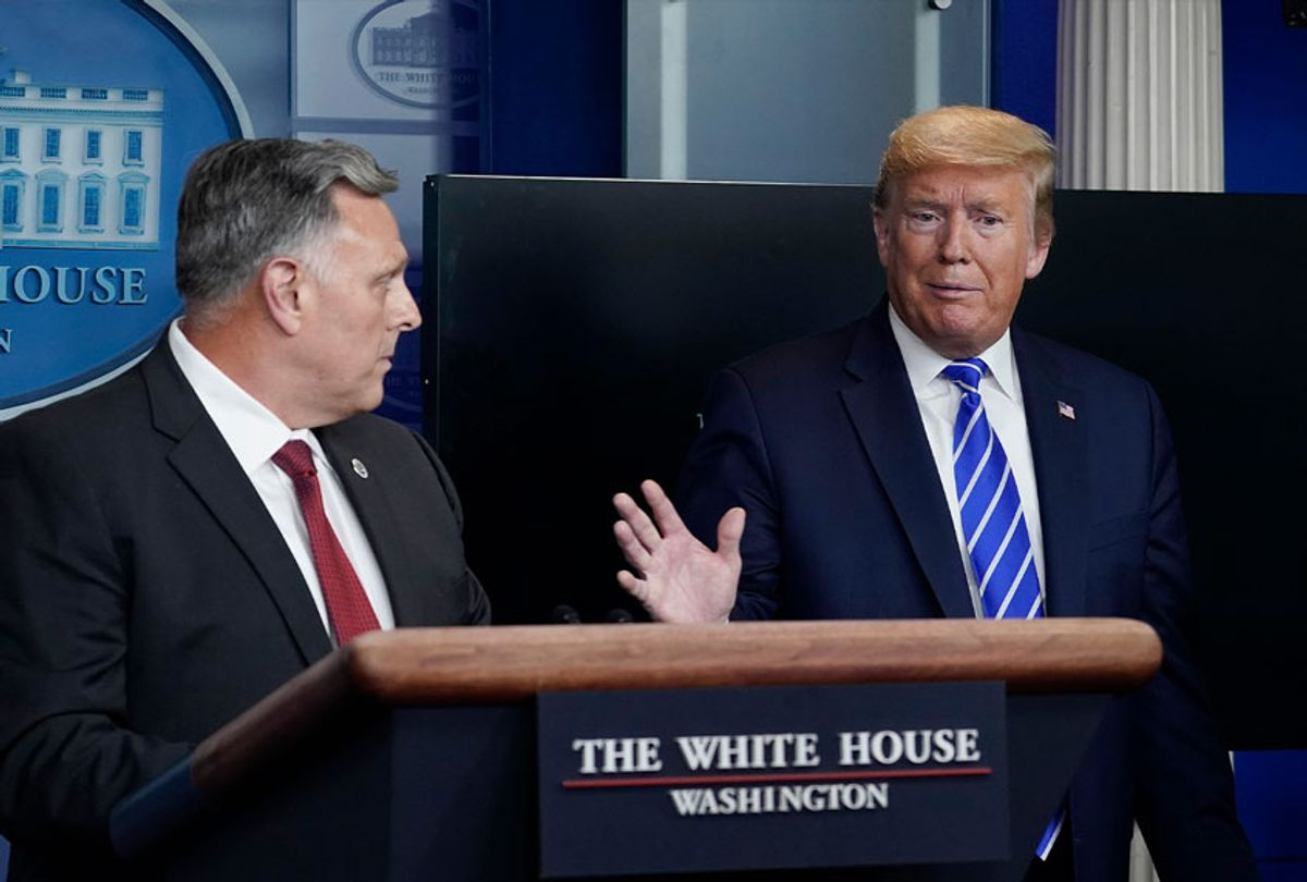 Former Trump staff member urged herd immunity