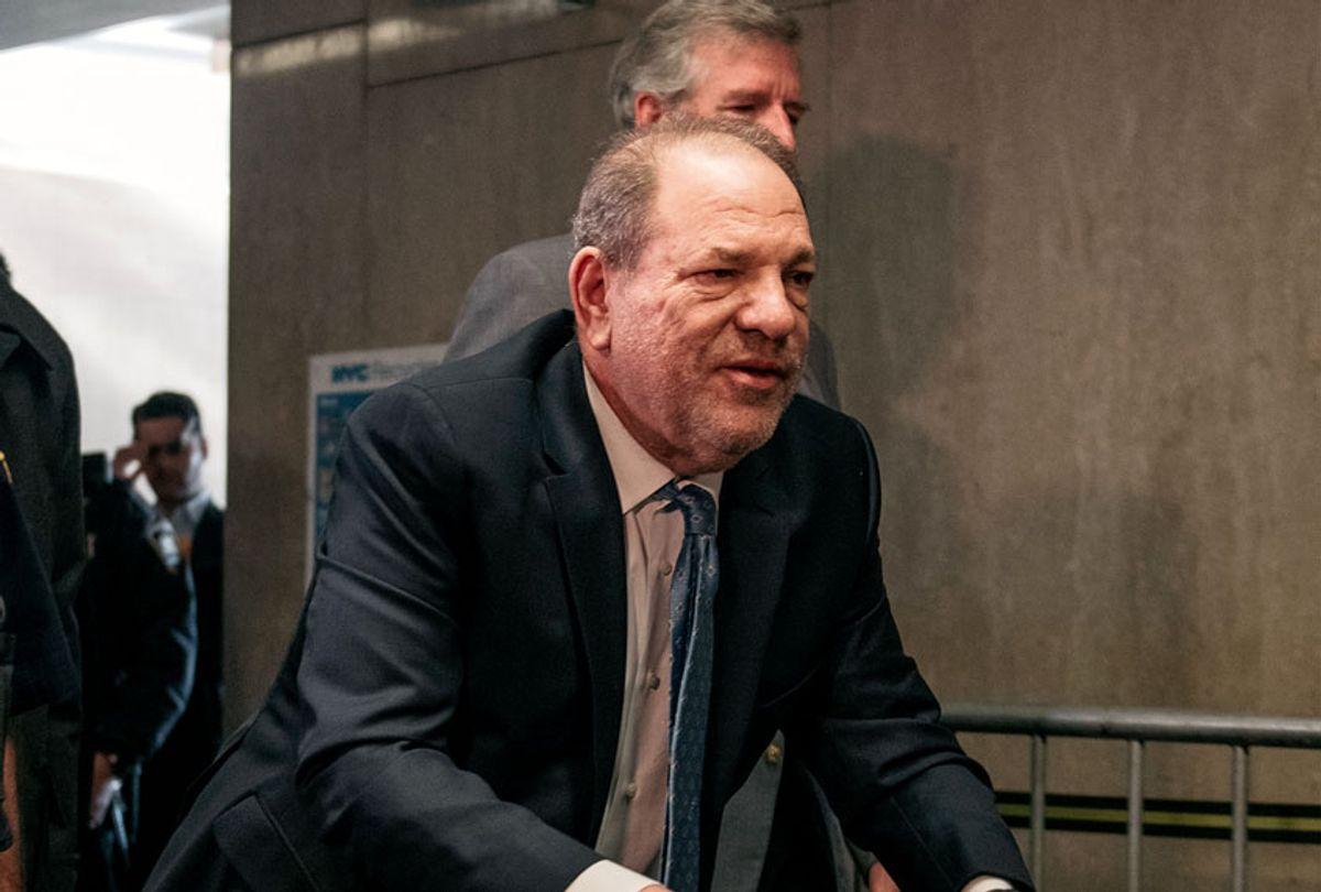 Movie producer Harvey Weinstein (Scott Heins/Getty Images)