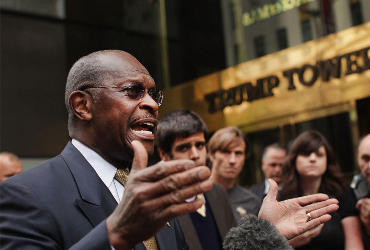 Herman Cain (Spencer Platt/Getty Images)