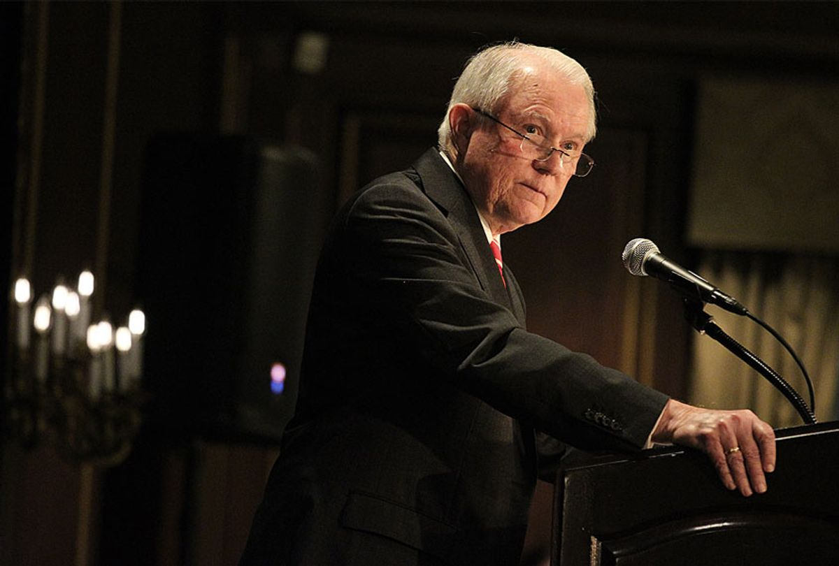 Jeff Sessions (Suzanne Kreiter/The Boston Globe via Getty Images)