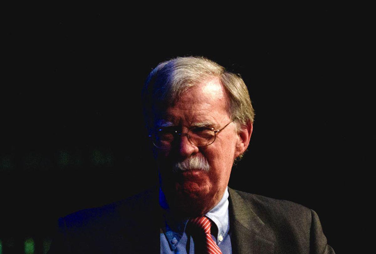 Former National Security Advisor John Bolton (Melissa Sue Gerrits/Getty Images)