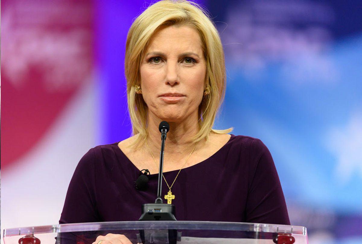 Laura Ingraham, host of The Ingraham Angle on Fox News Channel (Michael Brochstein/SOPA Images/LightRocket via Getty Images)
