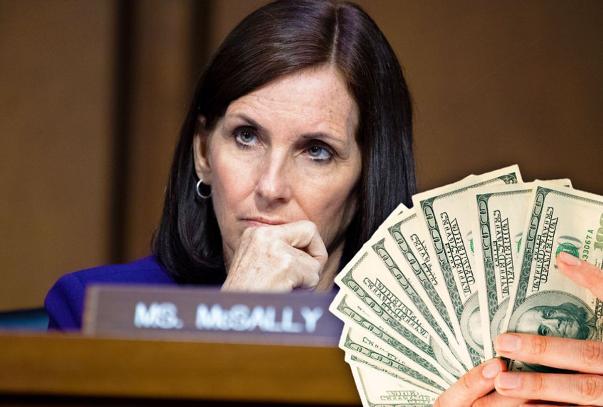 Martha McSally (Getty Images/Salon)