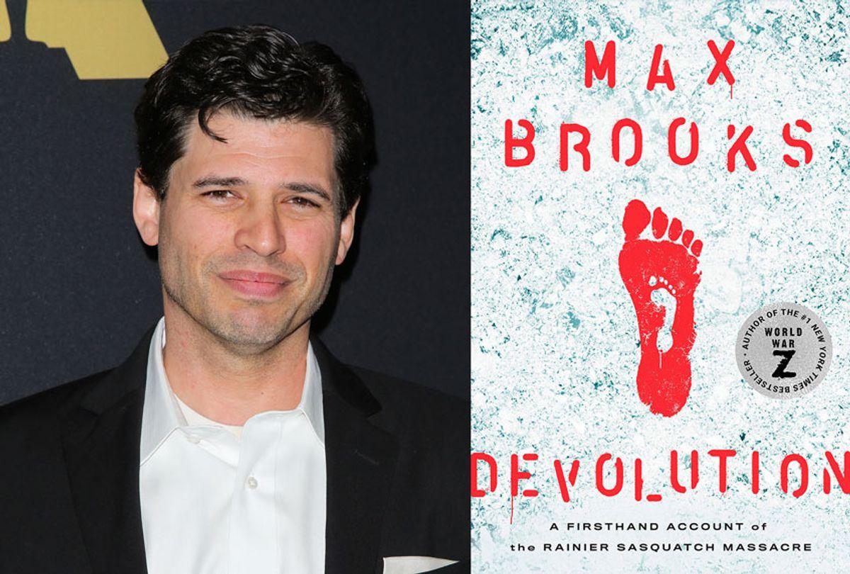 Devolution by Max Brooks (Del Rey Publishing/Getty Images/Salon)