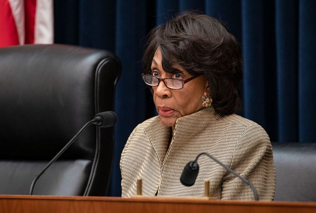 Congresswoman Maxine Waters (Getty Images)