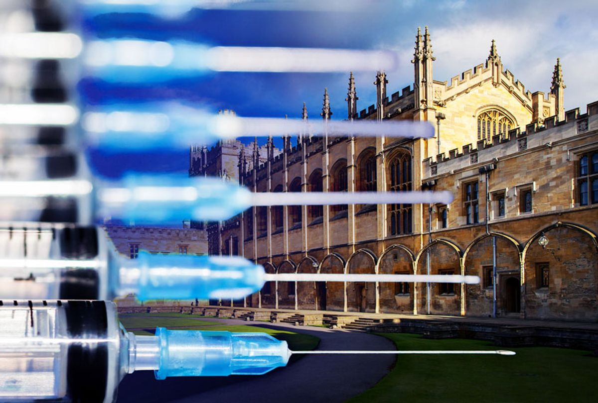 Oxford University | Vaccines (Getty Images/Salon)