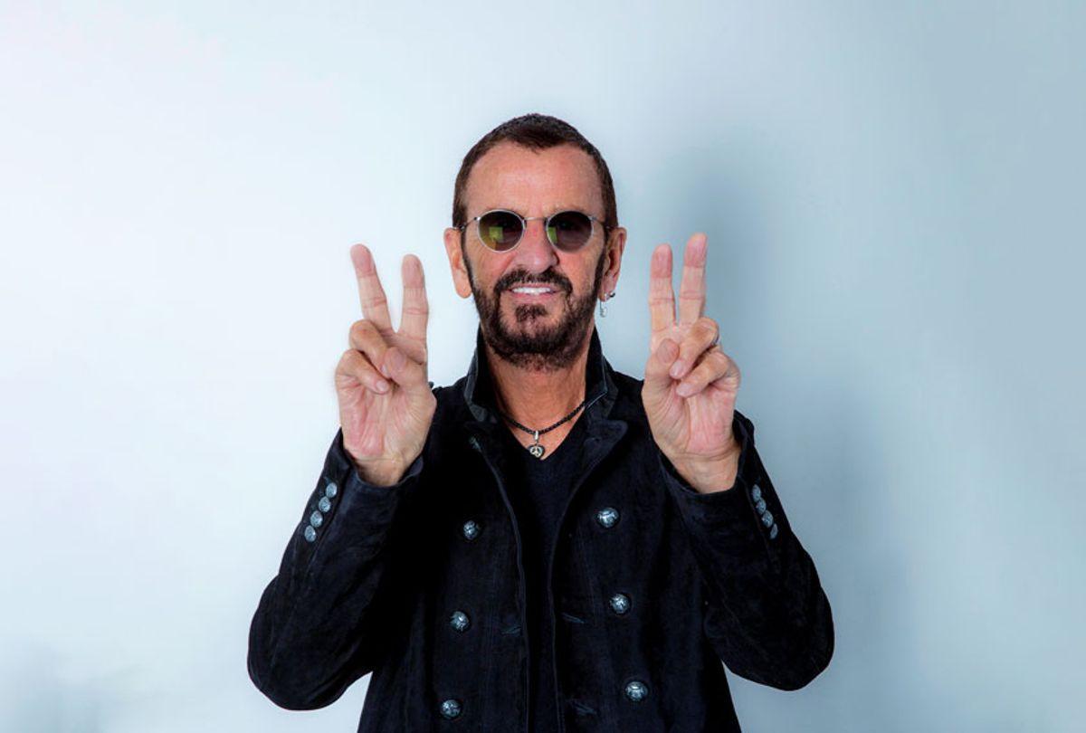 Ringo Starr (Scott Robert Ritchie)