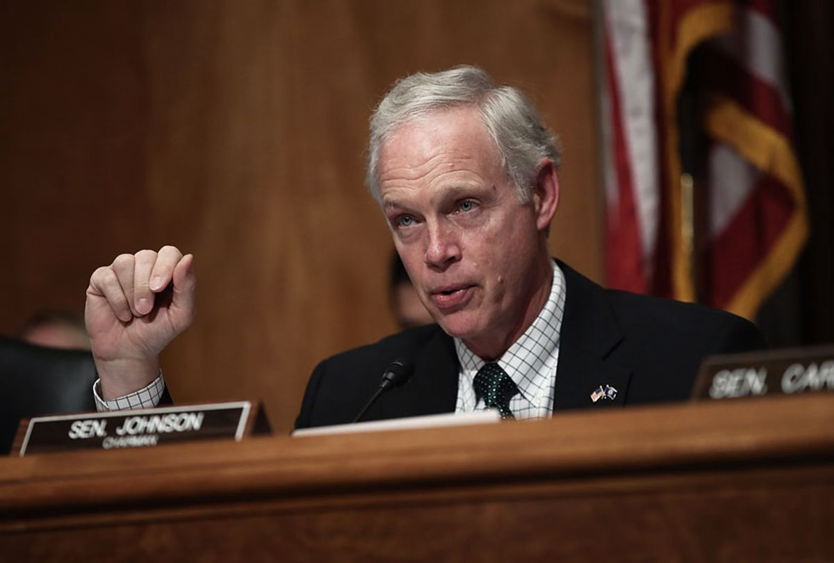 Ron Johnson (Win McNamee/Getty Images)