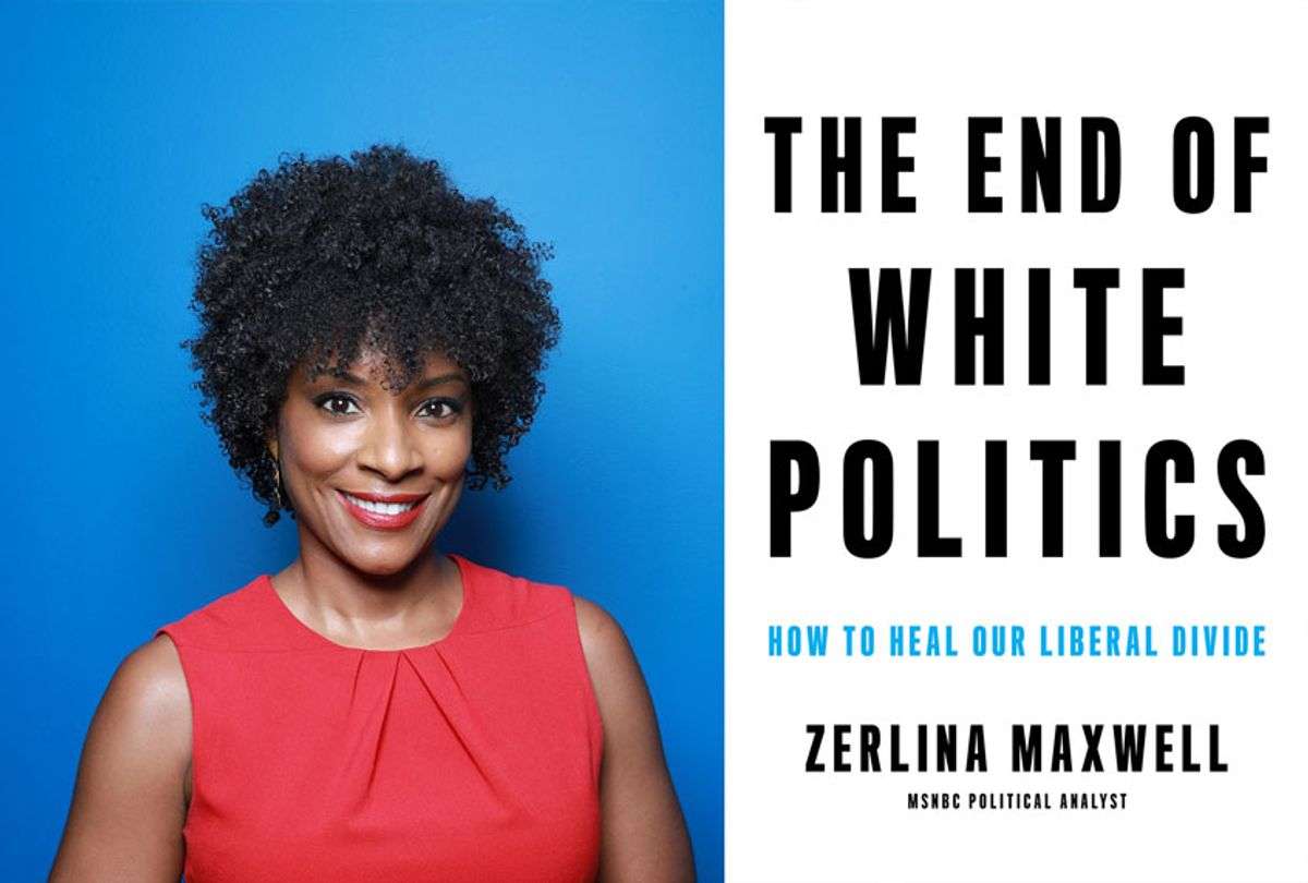 The End of White Politics by Zerlina Maxwell (Photos provided by publicist)
