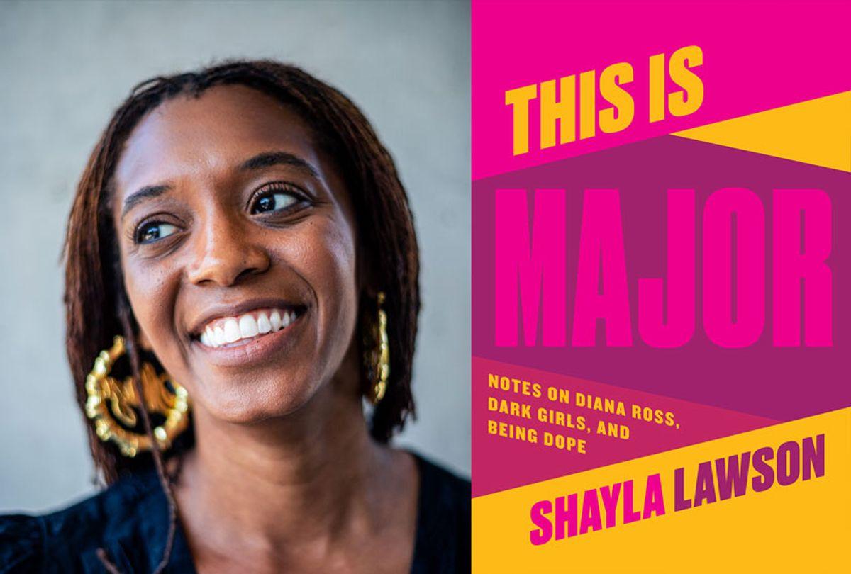 This Is Major by Shayla Lawson (Photo illustration by Salon/Nicholas Nichols/Harper Perennial)
