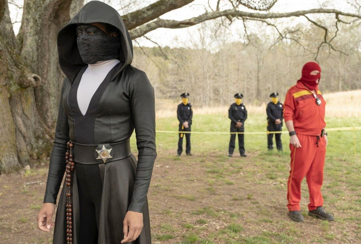 "Regina King in ""Watchmen"" (HBO)"