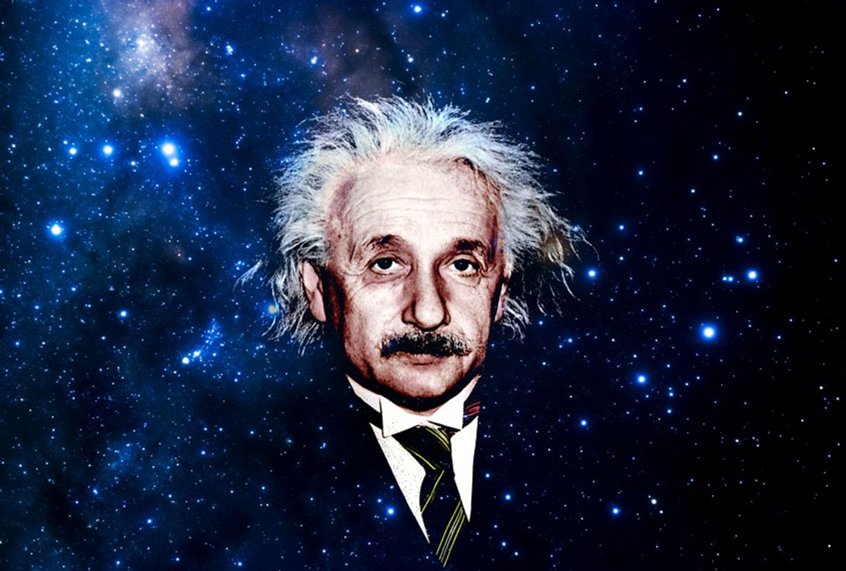 Albert Einstein (Photo illustration by Salon/Getty Images)