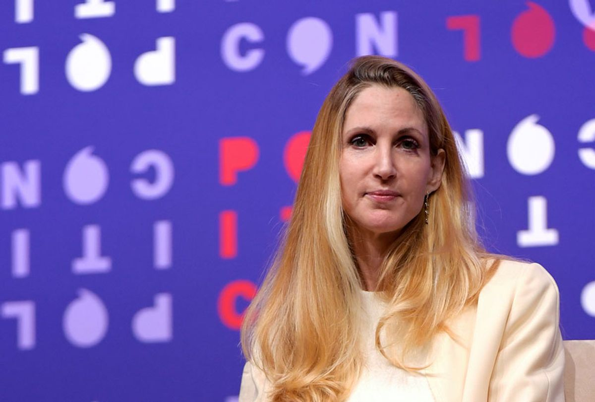 Ann Coulter (Jason Kempin/Getty Images for Politicon)