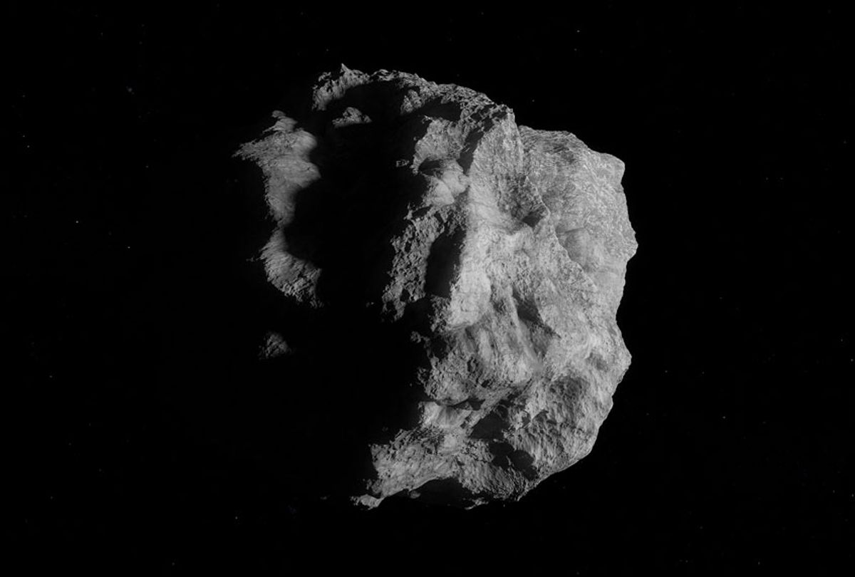 Asteroid (Getty Images)