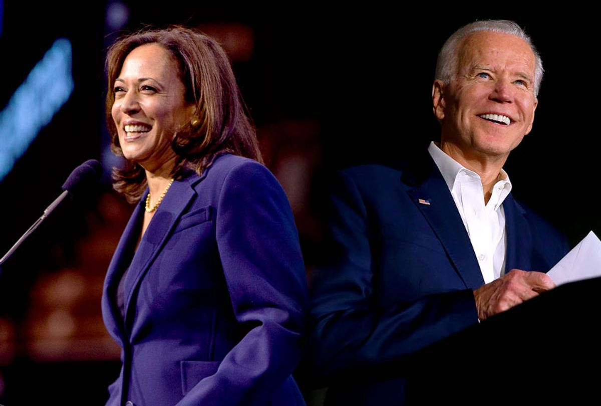 Joe Biden and Kamala Harris (Getty Images/Salon)